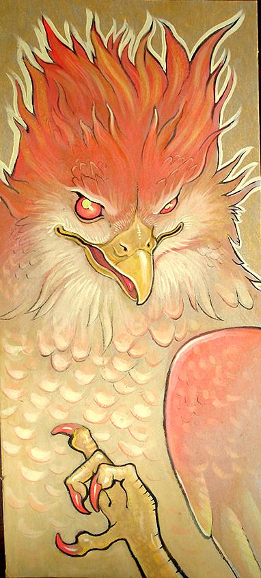 japanese phoenix