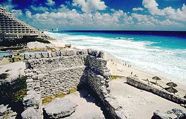 The Ruins of Yamil Lu'um, Zona Hotelera, Cancun