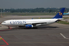 Cyprus Airways A330-200