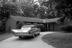 House for You and '52 (moderns_r_us) Tags: ranch architecture modern buick gm kansascity missouri kansas modernarchitecture drummond electra 1959 midcenturymodern generalmotors eichler prairievillage dondrummond atomicranch kcmodern californiaranch drummondstroll kansascitymodern franciedrummond modernranch kcmodernblogspotcom