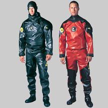 redandblackvikings (vikingdiveroh) Tags: scuba rubber viking drysuit
