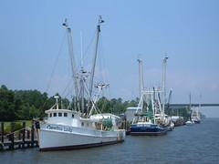 R E Mayo Dock
