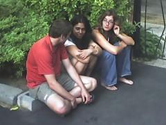Brady, Mala and Amanda