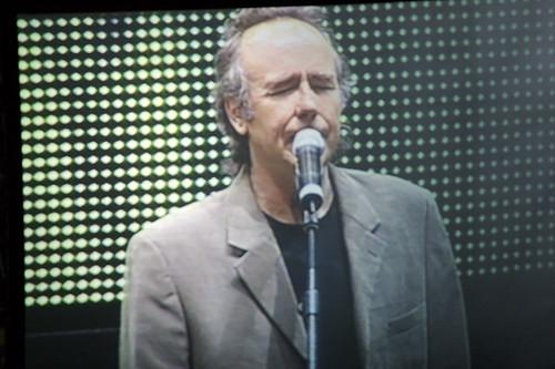 Joan Manuel Serrat en concierto en Algeciras, 19 Julio 2007