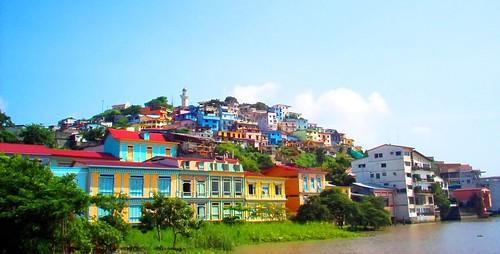 Downtown Guayaquil Ecuador