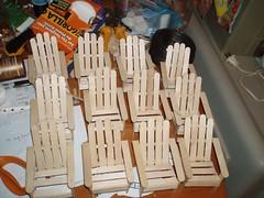 Chairs (Corgipants) Tags: miniature chairs clublittlehouse