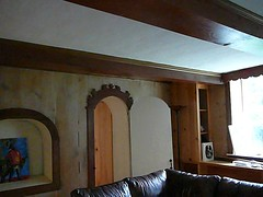 beams and doorways of main room (alist) Tags: dublin newhampshire alist dublinnh robison cassiecleverly alicerobison