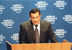 Hosni Mubarak - World Economic Forum Annual Me...