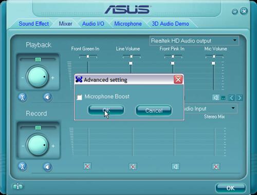 High Definition Audio Controller