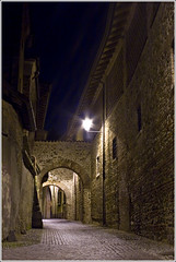 Medieval (turbomg) Tags: night tripod medieval monastery nights 1855 notte oreno blueribbonwinner vimercate trashbit