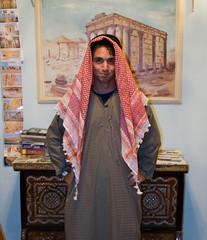 Bedouin dress
