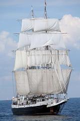 Lord Nelson (Bruno Girin) Tags: race baltic tallships barque lordnelson jst tallshipsracesbaltic2007