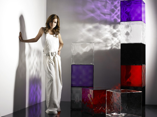 Emma Watson vestido blanco