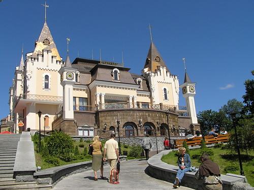 Puppentheater in Kiew