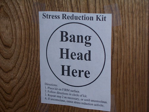 Stress Reduction Kit Installation