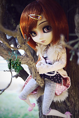 Ivy - Pullip Zuora (-Poison Girl-) Tags: tree doll ivy wig pullip pullips obitsu junplanning rewigged obitsubody zuora pullipzuora sbhm