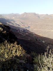 Gran Canaria - Presa de Ayagaures