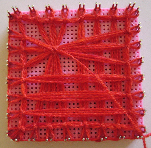 Hazel's Adjust O' Peg Loom review picture