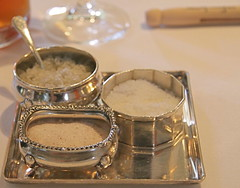 French Laundry - exquisite various salts