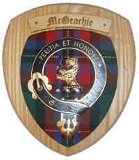 Mcgeachie Crest