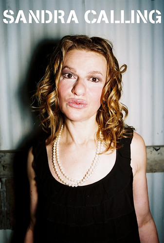 Q&A with Sandra Bernhard