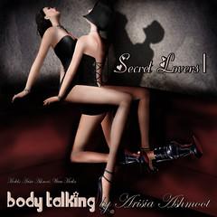 "BT - ""Secret Lovers I"" Add (Wicca Merlin / Wicca's Wardrobe) Tags: pose model photographer modeling vendor poses advertise bodytalking wiccamerlin arisiaashmoot"