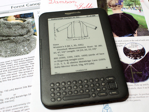 Kindle Knitting Blog It S A Stitch Up