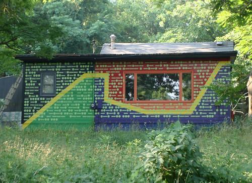 Morse Code House, 2007