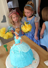 Theme Party (archangel) Tags: birthday flowers girls party tiara flower girl beautiful cake kids children kid glamour pretty child princess little daughter barbie disney crown princesses glamorous cinderalla litwin mikelitwin archangel