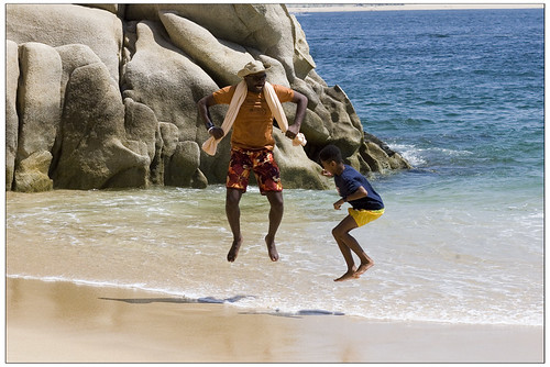 Riu Palace Cabo Lovers beach cold water hams send