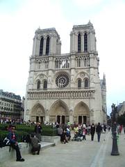 Paris-Notre Dame 6 (Estiashe) Tags: paris europe notredame august2006