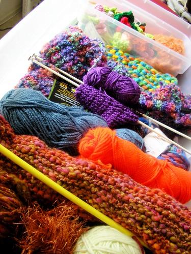 Yarn organization