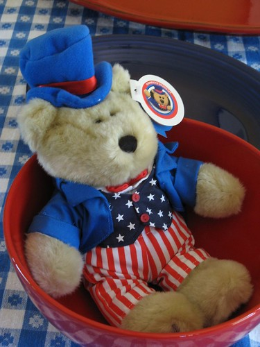 4th of July Bear