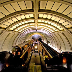 dc underground (DocTony Photography) Tags: travel usa train underground subway washingtondc dc washington bravo metro superfriends magicdonkey supertony flickrsbest superaplus aplusphoto doctony