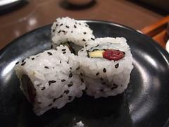 Sundried Tomato and Avocado Sushi Roll - Sakur...