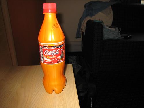 Orange Coke