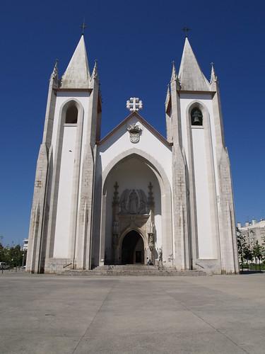 Lisboa - Igreja do Santo Condestável