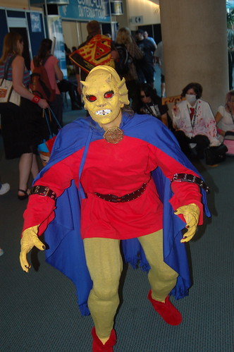 Comic Con 2007: The Demon