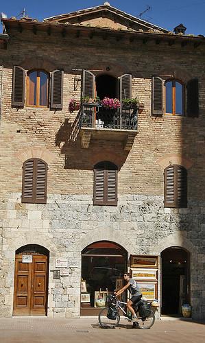 Toscana San Gimigniano