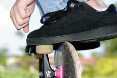 nailed it (dpfunsun) Tags: boy kids skateboarding son z pentaxk10d 300mmzoom