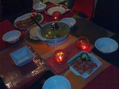 Dinner at Ben's