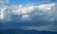 Cheviot Weather (Davy Ellis) Tags: weather clouds hills northumberland northumbria cheviot