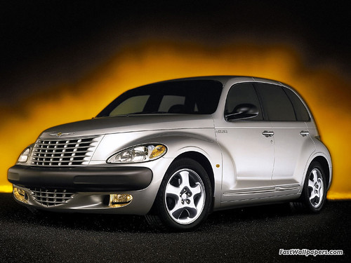 Chrysler Pt Cruiser. Chrysler-PT-Cruiser