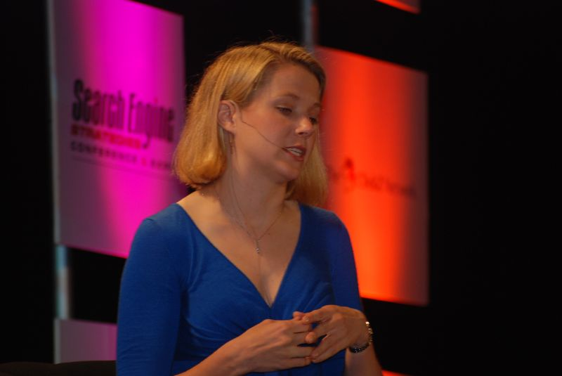 Mellisa Meyer of Google as SES Keynote in San Jose, August 2007