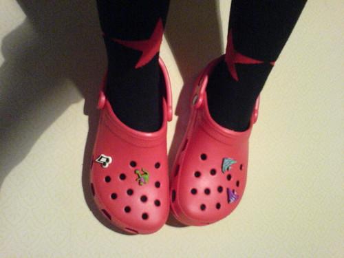 Chnübli-Crocs