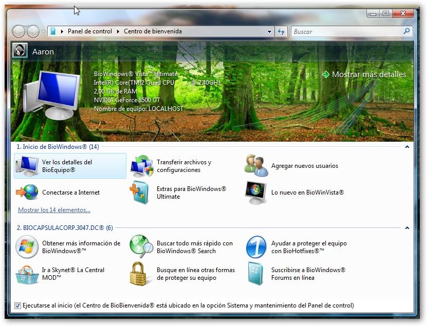 BIODIGITZMAN�: BioWinVista�� Ultimate� Build0022 | x86 | 32 Bits ...