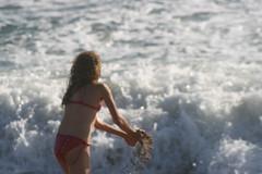 Sunset Beach 2007 094 (uscgirlnot) Tags: beach waves sunsetbeach skimboarding
