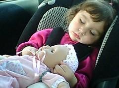 sleepy serena