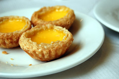 Egg tarts (McPig) Tags: food chinatown egg tarts