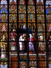 Bruselas, Catedral (Margaix) Tags: catedral bruselas belgica